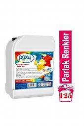 Poxy Renkliler İçin Sıvı Çamaşır Deterjanı 5...
