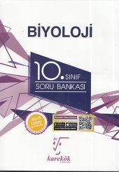 Karekök 10.sınıf Biyoloji Soru Bankası Yeni