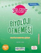 Okyanus Yayınları Ayt 30 Biyoloji Denemesi
