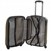 Tutqn Safari PP Kırılmaz ORTA Boy Valiz Bavul Seyahat Cantası 8 Renk-8