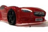 Mersedes Arabalı Yatak, Kırmızı Süperlüx, Taymob-4