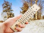 Ahşap Termometre