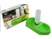 FinePet Kedi ve Köpek İçin Otomatik Su ve Mama Kabı-5