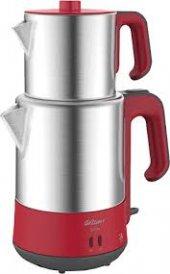 Arzum Ar3049 Çaycı İnox Çay Makinası 1900 Watt