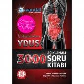 Iç Hastalıkları Ydus 3000 Açıklamalı Soru Kitabı