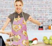 Kumaş Mutfak Önlüğü 50*70