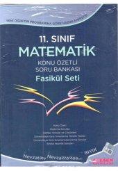 Esen 11 İleri Matematik Konu Özetli Soru Bankası Set