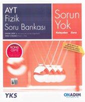 AYT Fizik Soru Bankası (Onadım Yayınları)