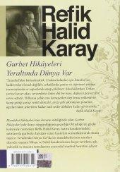 Refik Halid Karay Gurbet Hikayeleri Yeraltında Dünya Var İnkılap-2