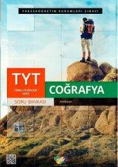 TYT Coğrafya Soru Bankası FDD Yayınları Final Yayınları