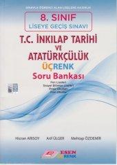 8. Sınıf Lgs T.c. İnkılap Tarihi Atatürkçülük Üçrenk Soru Bankası