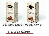 Gano Hazelnut Coffee Ganocafe Gano Excel Fındıklı Kahve Reishi 2li