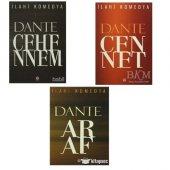 Dante İlahi Komedya Seti Üçlemesi Cennet Cehennem Araf