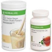 Herbalife Formul 1 Shake + 100 Gr Klasik Çay Herbalife Diyet