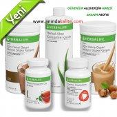 Herbalife Kilo Set (Shake Çay Thermo Aloevera Shaker)