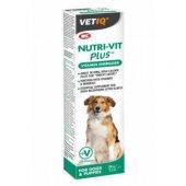 Köpekler İçin Vetiq Nutri Vit Vitamin Macunu...
