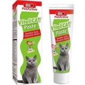 Bio Pet Active Vitalicat Pasta Taurin Ve...