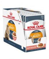Royal Canin İntense Beauty Pouch Gravy Yaş Kedi...