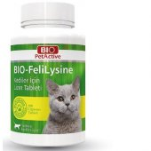 Bio Pet Active Bio Felilysine Sağlıklı Gelişim Destekleyen Lizin 90 Tablet