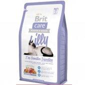 Hassas Kediler İçin Özel Brit Care Kuzu Etli...