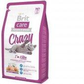 Brit Care Tavuk Etli Yavru Kedi Maması 2 Kg