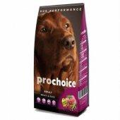 Prochoice Etli Pirinçli Yetişkin Köpek Maması...