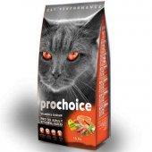 Prochoice Somonlu Karidesli Yetişkin Kedi Maması 15 Kg