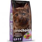 Prochoice Kuzu Etli Yavru Kedi Maması 15 Kg