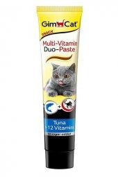 Gimcat Duo M.vitamin Paste Ton Balıklı 50 Gr