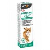Vetiq Nutri Vit Plus Kedi Vitamini 70 Gr