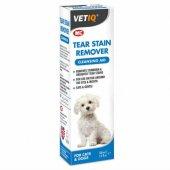 Vetiq Tear Stain Remover Göz Yaşı Lekesi Temizleme Solusyonu 100 Ml