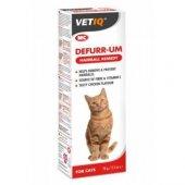 Kediler İçin Tüy Yumağı Engelleyici Malt Vetiq...