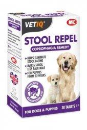 Kedi Ve Köpekler İçin Dışkı Yemeyi Önleyici 30lu Tablet Vetiq
