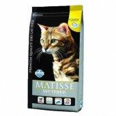 Matisse Neutered Kısır Tavuklu Kedi Maması 10kg...