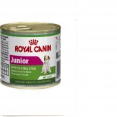 Royal Canin Mini Junior Köpek Konservesi 195 Gr