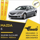 Mazda Cx 2007 Ve Sonrası Muz Silecek Takımı