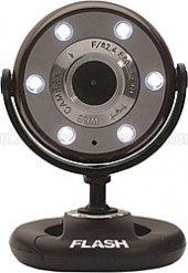 Flash 300e Webcam Tak Çalıştır Mikrofonlu...