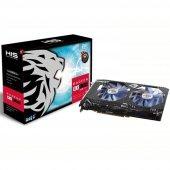 Hıs Rx580 Iceq X Oc 8gb Gddr5 256bit Amd Radeon Dx...
