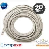 Compaxe Cc 620 20 Metre Utp Cat6 Kablo