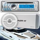 For X Xm 4000 + Xm 11000 Dvd+ Xm 16000 Marine Sist...