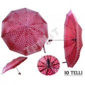 Bayan Şemsiye 10 Telli Vardem Xt10 Su Geçirmez.