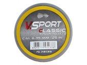 Havalı Saçma V.Sport  6.35MM Point 75