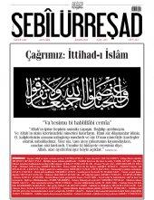 Sebilürreşad Dergisi Sayı 1011 Kasım 2016