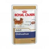 Royal Canin Chihuahua Yetişkin Köpek Konservesi 85 Gr
