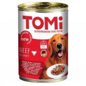 Tomi Kırmızı Etli Köpek Konservesi 400 Gr