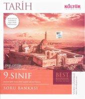 9. Sınıf Tarih Soru Bankası Kitabı (Kültür Yayınları)