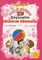 Ya Pa Haydi Birlikte Düşünelim Eğlenelim Öğrenelim 5 6 Yaş 3. Kitap