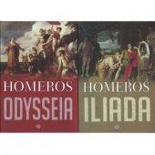 İlyada - Odysseia HOMEROS 2 KİTAP