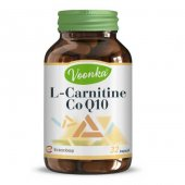 Voonka L Carnitine & Co Q10 32 Sert Kapsül Skt...