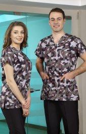 çizgi Medikal Comfort Cotton Dr Greys Modeli Desen...